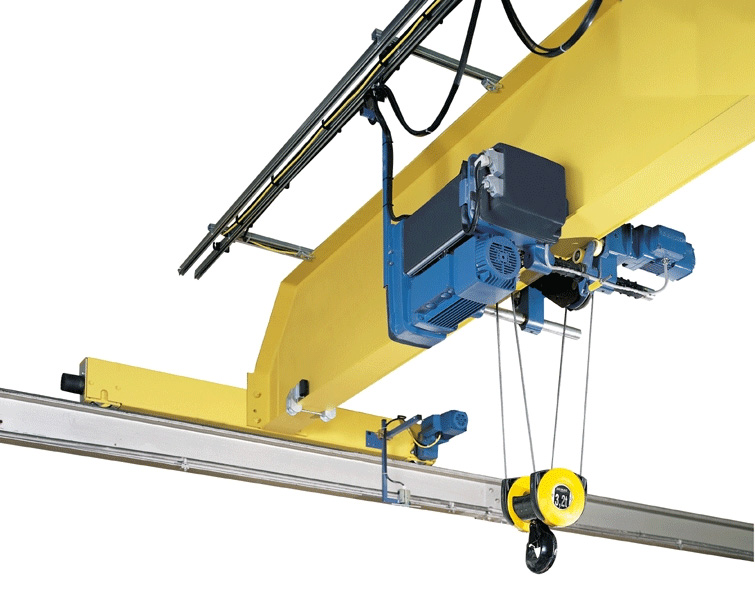 Overhead Crane Safety Points : Diagram of beam trolley tube elsavadorla