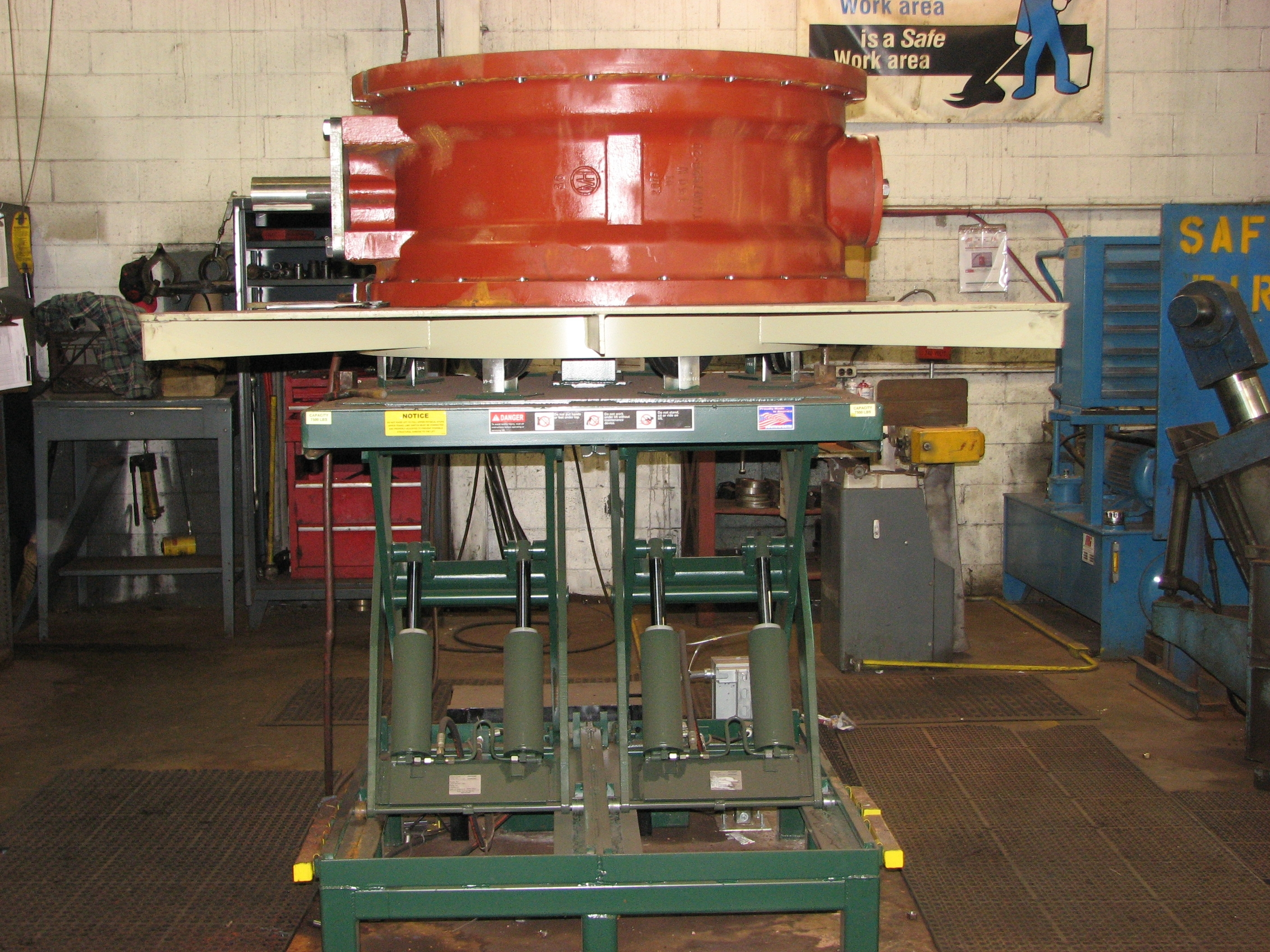 Ergonomic Assist Systems And Equipment Photos For Performing Frequent Hoist Control Suspended From Overhead Crane Industrial Scissors Lifts Are Used In A Wide Variety Of Applications Where Bottom Up Movement Is Required They Industries Such As