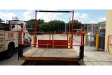 Dock-Lift Gates