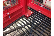 Kick Plates- Work Platform Railing And Kickplates