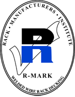 R-Mark Certification for Welded Wire Decking