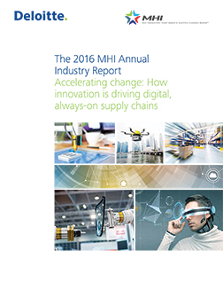 Annual industry report 2016 mhi annual industry report accelerating change how innovation is driving digital always on supply chains fandeluxe Gallery