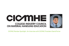 CICMHE Member Spotlight: Interview with CICMHE President David Porter