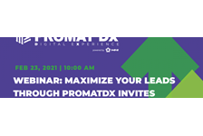 Maximize Your Leads through ProMatDX Invites