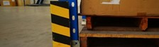 Protect Racks From Forklift Impacts With Variety Of Accessories