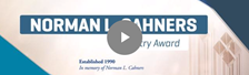 New Video on MHI View: Norman L. Cahners Award: David Reh
