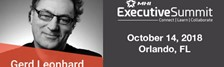 2018 Executive Summit: Gerd Leonhard