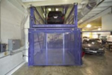 Valet-Operated Parking Lift