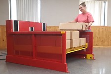 Back Saving Pallet Level Loaders Win Accolades from Workers