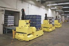 Linking Packaging & Palletizing Common Application for AGVs