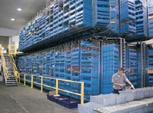 Horizontal Carousels Add Speed, Efficiency and Confidence to Aftermarket Parts Picking Operation
