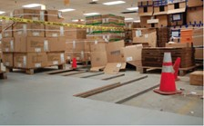 Retailer Saves on Concrete Mezzanine Floor Repair