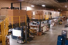 Utilize Unused Space to Increase Manufacturing Capabilities