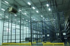 DEA Approved Wire Partition Drug Storage Cages