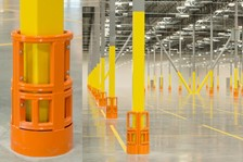 Heavy Duty protection for Building Columns