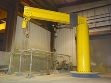 Jib Crane  for Hazardous Environment
