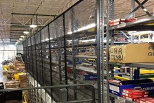 NAPA Prevents Falling Inventory with RackBack Safety Panels