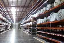Distribution Center Fully Operational in Just 10 Weeks