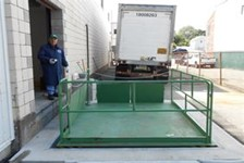 Kelley® Dock Lift Takes Deliveries to New Level for New England Meat Processor