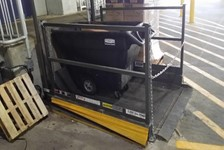 XLR Zero - Ground-level Loading Dock
