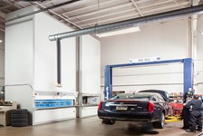 Auto Retailer Superstore Trust Hänel Vertical Storage at Multiple Locations