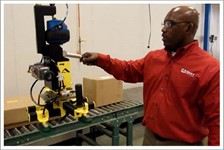 Gorbel® G-Force Improves Ergonomics and Productivity