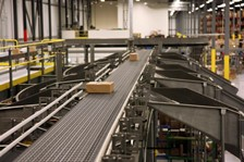 "INTRALOX ARB SOLUTION DELIVERS ""WORRY-FREE"" POLYBAG AND SMALL BOX HANDLING"