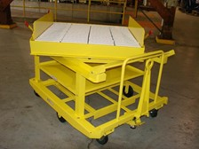 ROTATE CONVEYOR CART