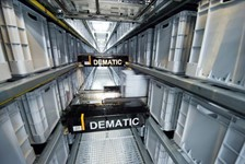 Automated Storage & Retrieval Optimizes Order Fulfillment