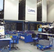 Aerospace Company Expands Manufacturing with Automated Storage and Retrieval System