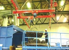 Demag's Electric Chain Hoist For a Precise Handling Application