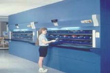 Automotive Service Department Speeds Turn Around Time in Parts Department with Automated Vertical Carousels