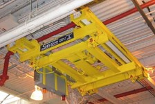 Sissco Unvels New A/C Unit Removal Hoist
