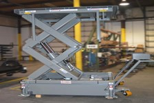 Battery Operated Portable Tork 2 Scissor Lift
