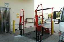 Fall Protection for Lifts Used in Loading Dock Operations