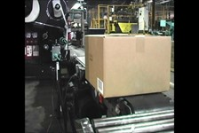 FOX IV - Portable Print and Apply for Case Labeling on Production Lines