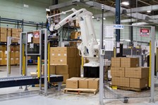 CCS Implements Robotic Palletizing Solution