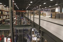 Wildeck Mezzanine Resolves Square Footage Dilemma