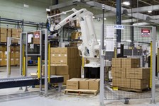 Robotic Palletizing Case Study