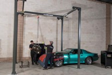 Custom Automotive Garage Case Study