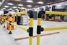 Pedestrian Safety in Warehouses