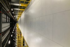 E-Commerce Facility Required a Fully Compliant ESD Floor ResinDek® Flooring Panels Were Selected