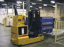 Vehicle Automation Reduces Pallet and Product Damage
