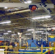 Well Planned Hoist Maintenance Program Reduces Downtime Significantly
