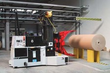 Warehouse Operations Streamlined with use of Automatic Guided Vehicles