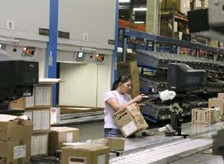 LEADING RETAIL DISTRIBUTION CENTER GETS RE-VAMPED WITH THREE VLMs