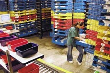 Automated Order Fulfillment Increases Distribution Center Productivity by 80%