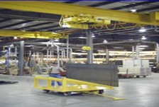 Burn Table Loading Systems Improves Productivity