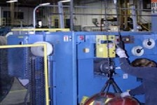 Wire Company Gets Productivity Jolt With  Gorbel® Work Station Crane