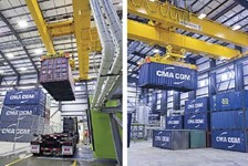 Konecranes ASRS Crane Facilitates Enzyme Blending and Storage for Biofuel Manufacturers